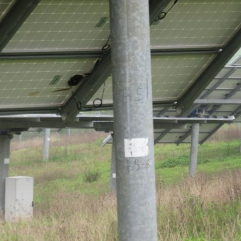 Frana impianto fotovoltaico